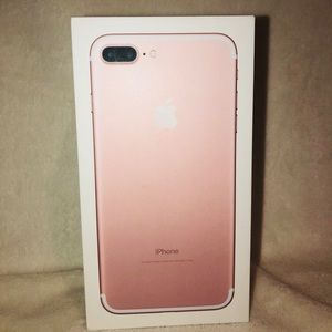 iPhone Box ONLY